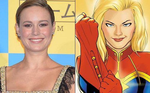 Brie Larson is here to save the MCU