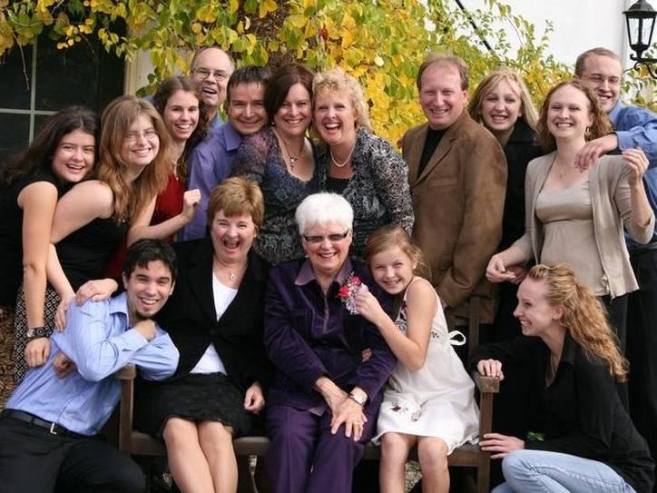 Family (still) matters