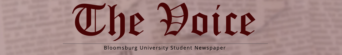 The Student News Site Of Bloomsburg University