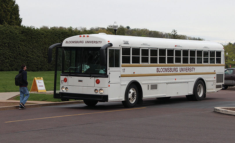 Bus bloomsburg to state college