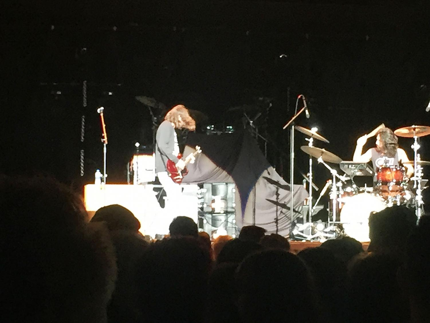 The Dose opened for Daughtry at the Bloomsburg Fair on Sep. 21.