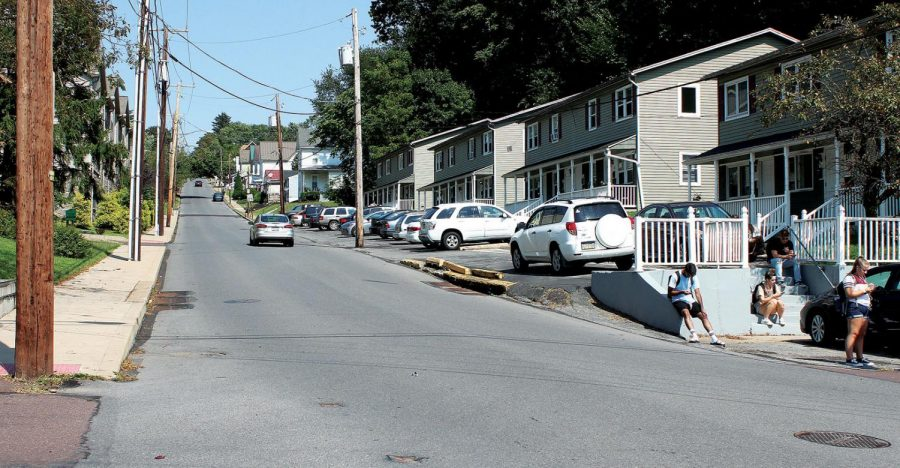 The+200+block+of+Glenn+Avenue%2C+where+the+incident+on+Aug.+31+took+place.+