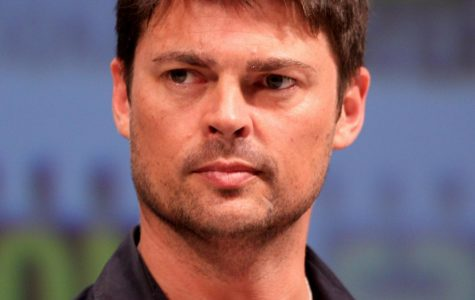 Karl Urban as lead Dredd in 2012 sci-fy