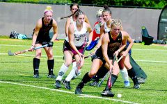 Field Hockey falls 5-1 to West Chester