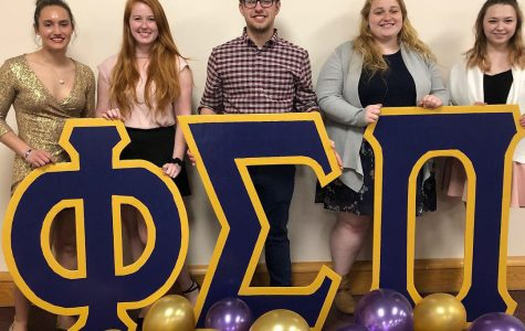 Paradise starts with  recruitment for Phi Sigma Pi