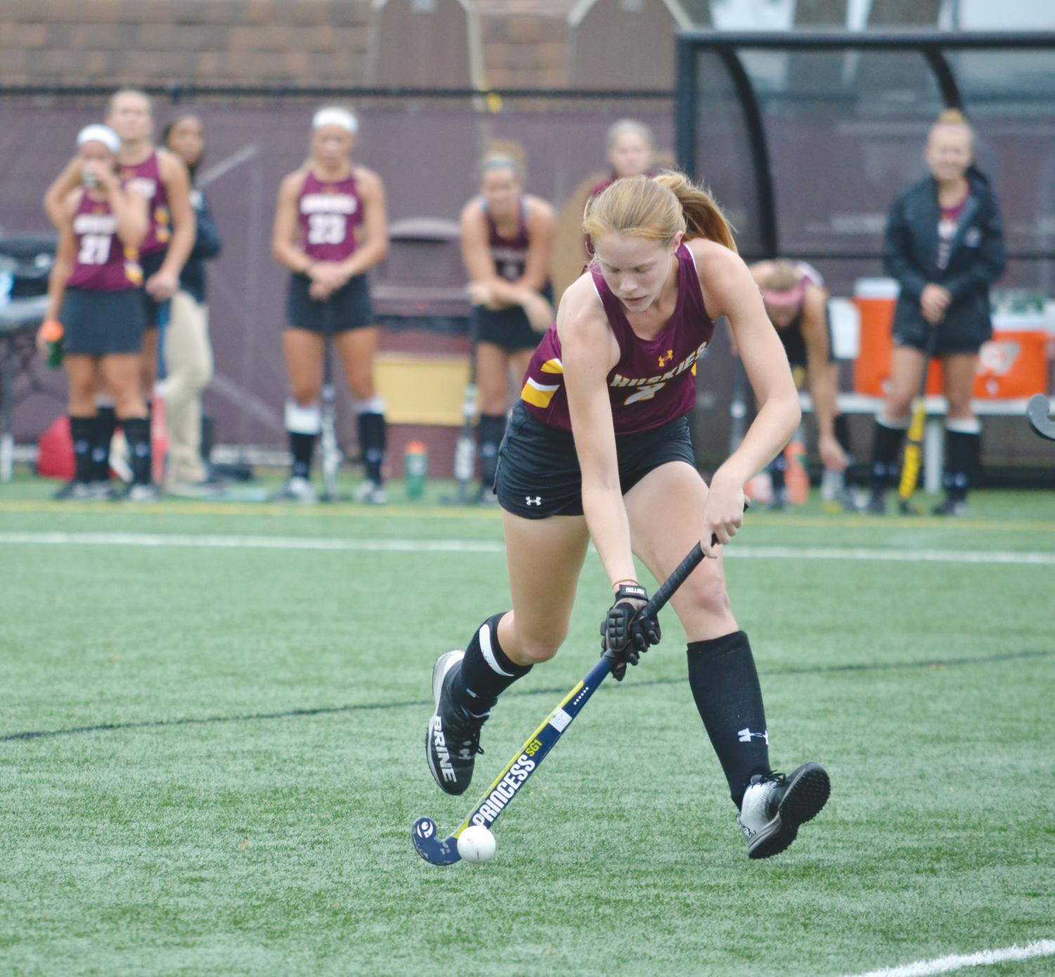 The Bloomsburg University Field Hockey team is ranked #9 in the nation heading into 2019, according to the Division II National preseason coaches poll.