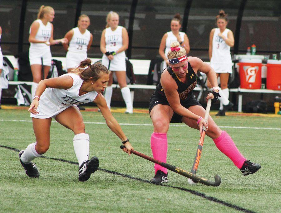 Field Hockey upsets No. 3 Millersville