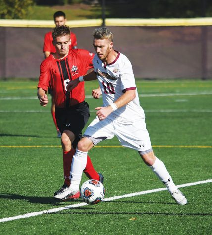 Bloom Men's Soccer Falls to West Chester