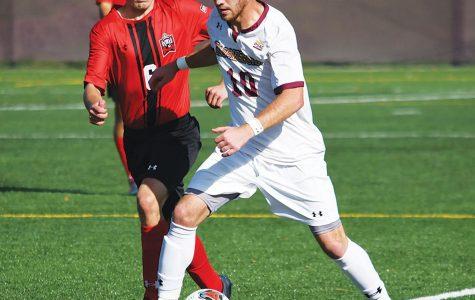 BU Men's Soccer beats Shepherd