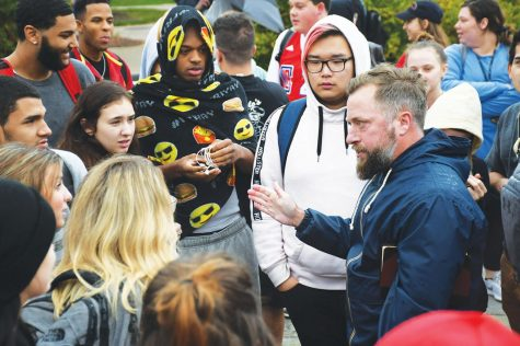 'Our campus mourns'