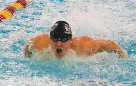 Swim prepares to face Dickinson College