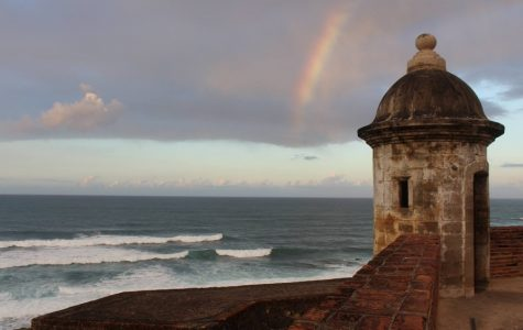 This photo is of Old San Juan in Puerto Rico. It is one of the possible destinations you can go to for a decent price.