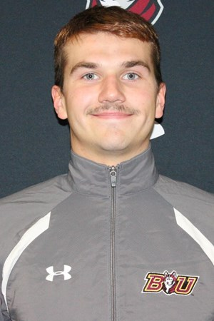 Athlete Profile: Collin Hummel of Bloomsburg University Swimming