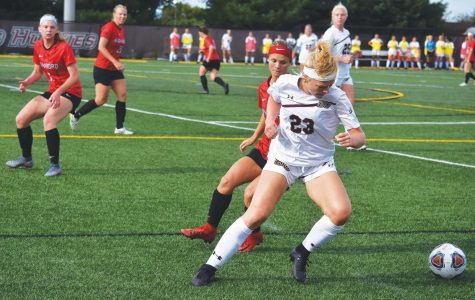 Women's Soccer beats  Shippensburg in final seconds on Wednesday