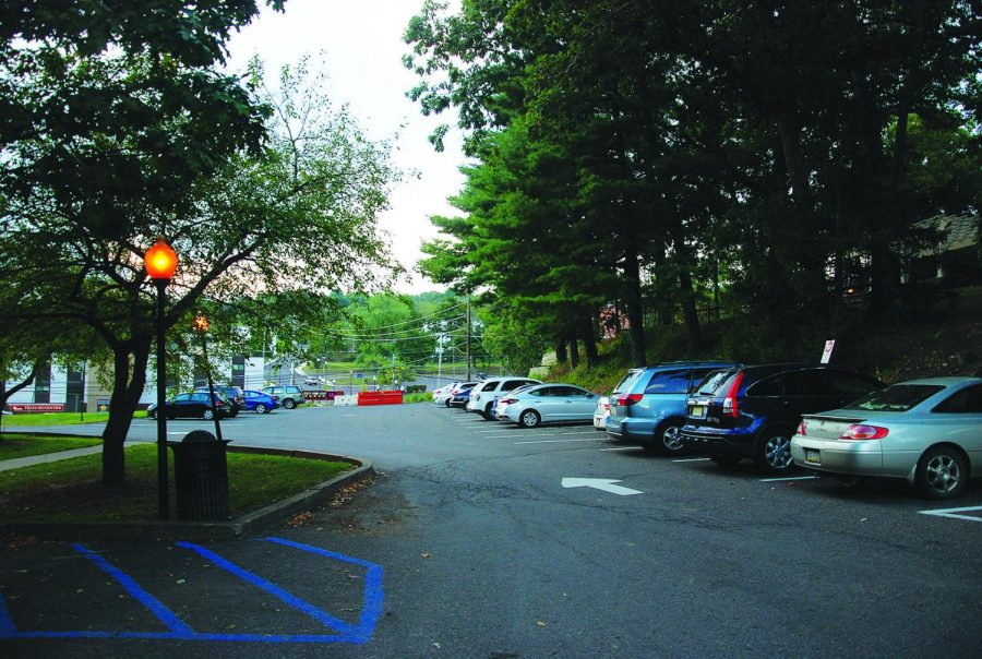 Campus parking fees: Here's how they're spent