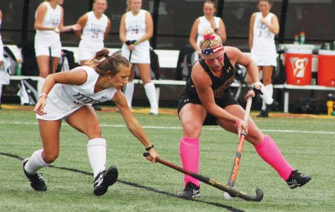 Field Hockey upsets No. 3 Millersville
