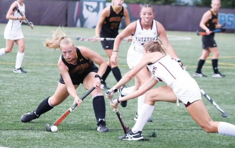 Field Hockey falls to top-ranked West Chester