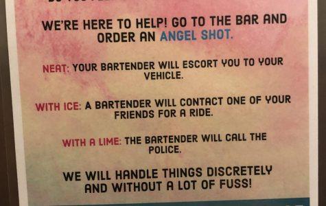 Angel shot saves lives