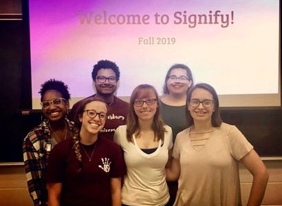Signify's welcomes with open hands