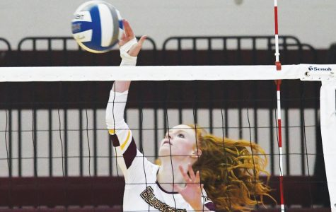 PREVIEW:  Volleyball returns home Friday