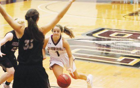 Women's Basketball def. Chestnut Hill