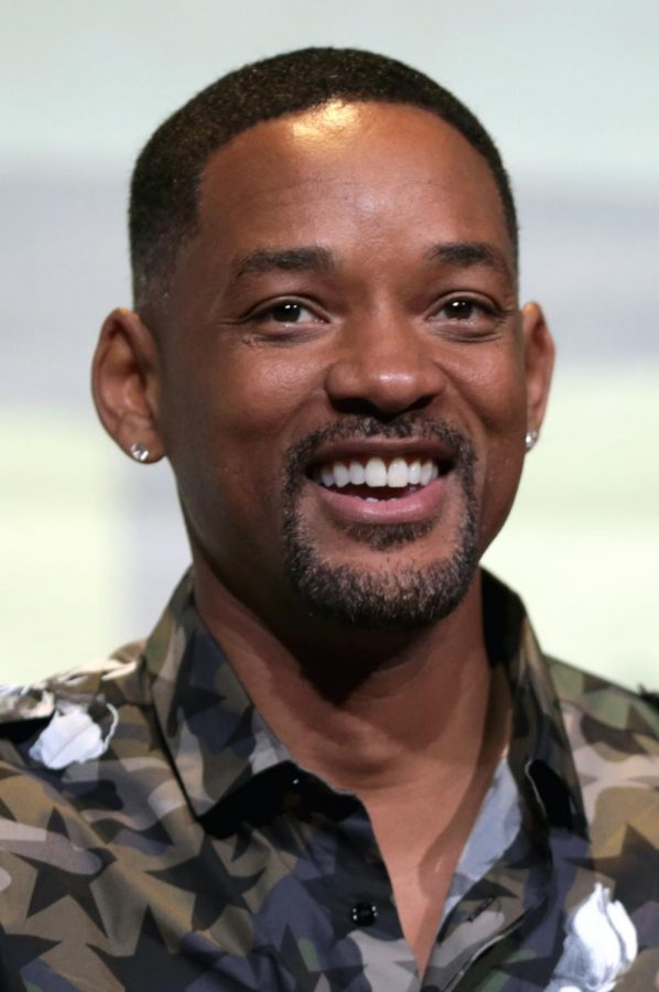 Will Smith rocks the boat in 'Aladdin'