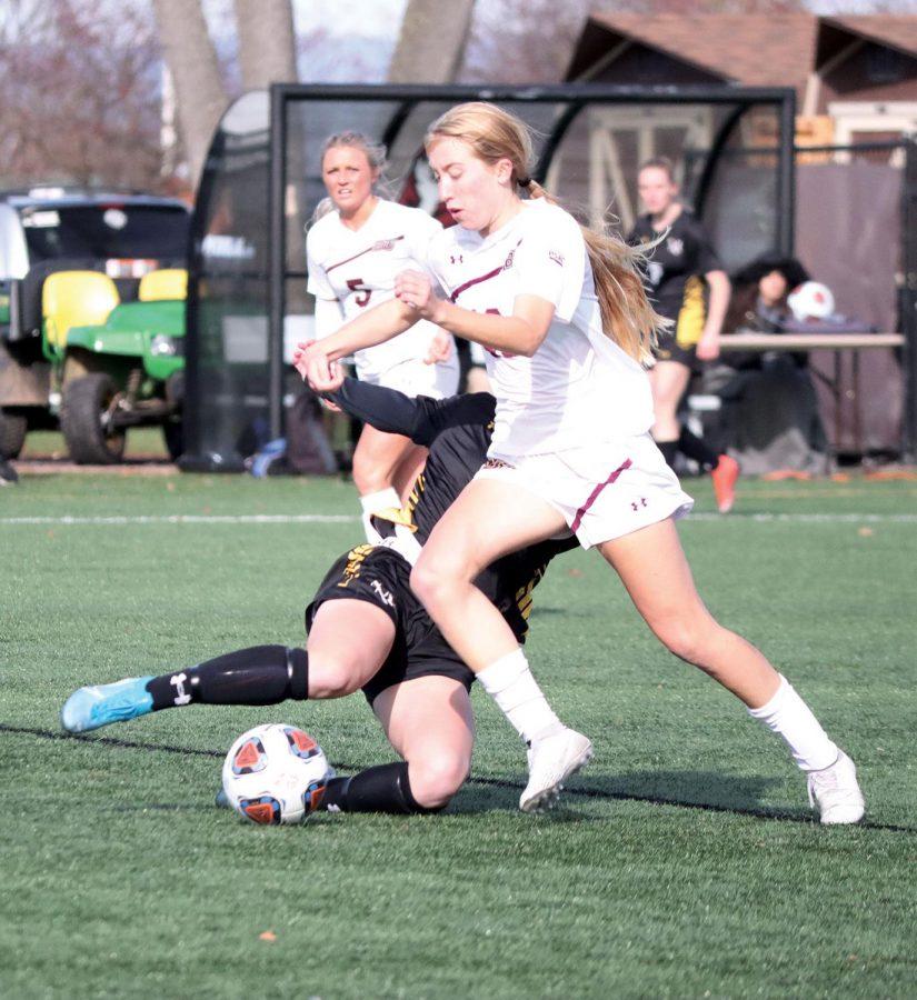 No. 6 Womens Soccer  falls in PSACs
