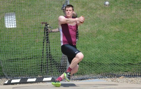Track & Field  heads to VMI