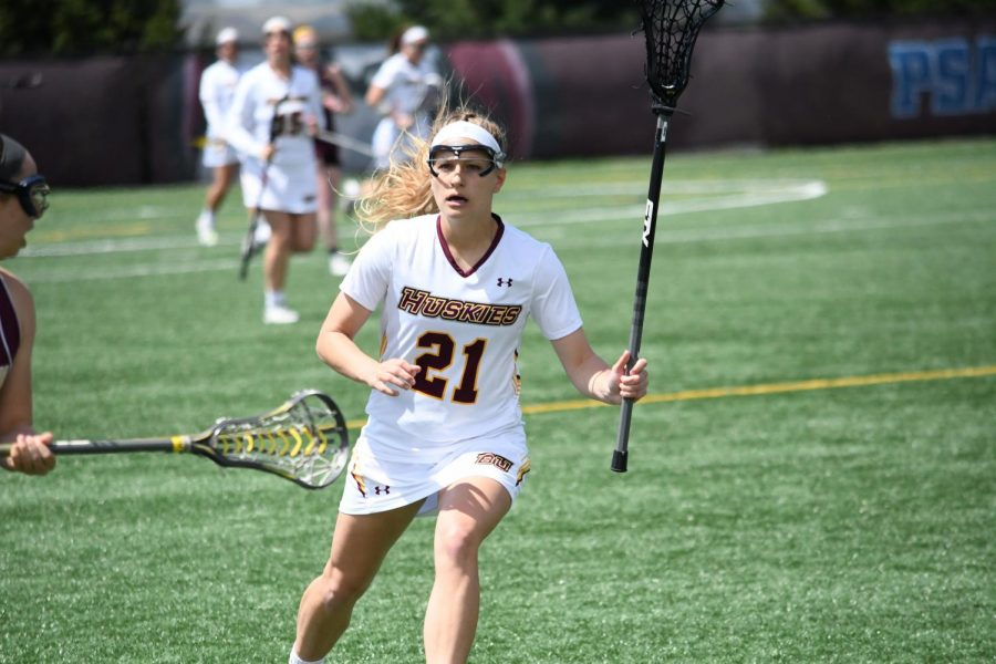 BU Women's Lacrosse edged by Seton Hill