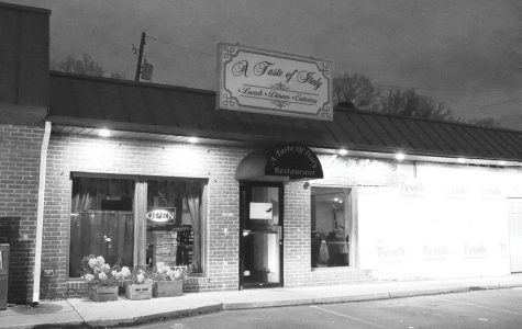 A Taste of Italy, located on Route 11
