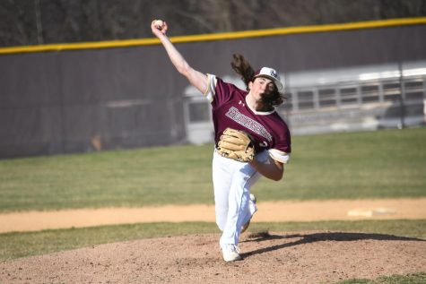 Nick Stoner pitched a complete game while only allowing one run in his most recent game against  Davis and Elkins.