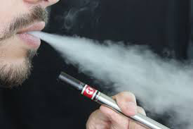 Vaping may increase risk of COVID-19