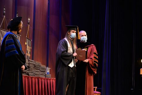 May Grads Allowed Maximum Two Guests at Ceremony